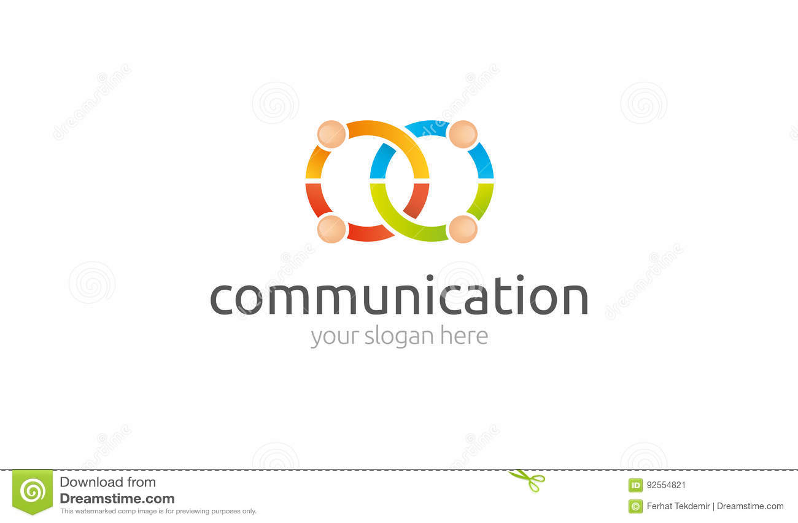 Logo di comunicazione