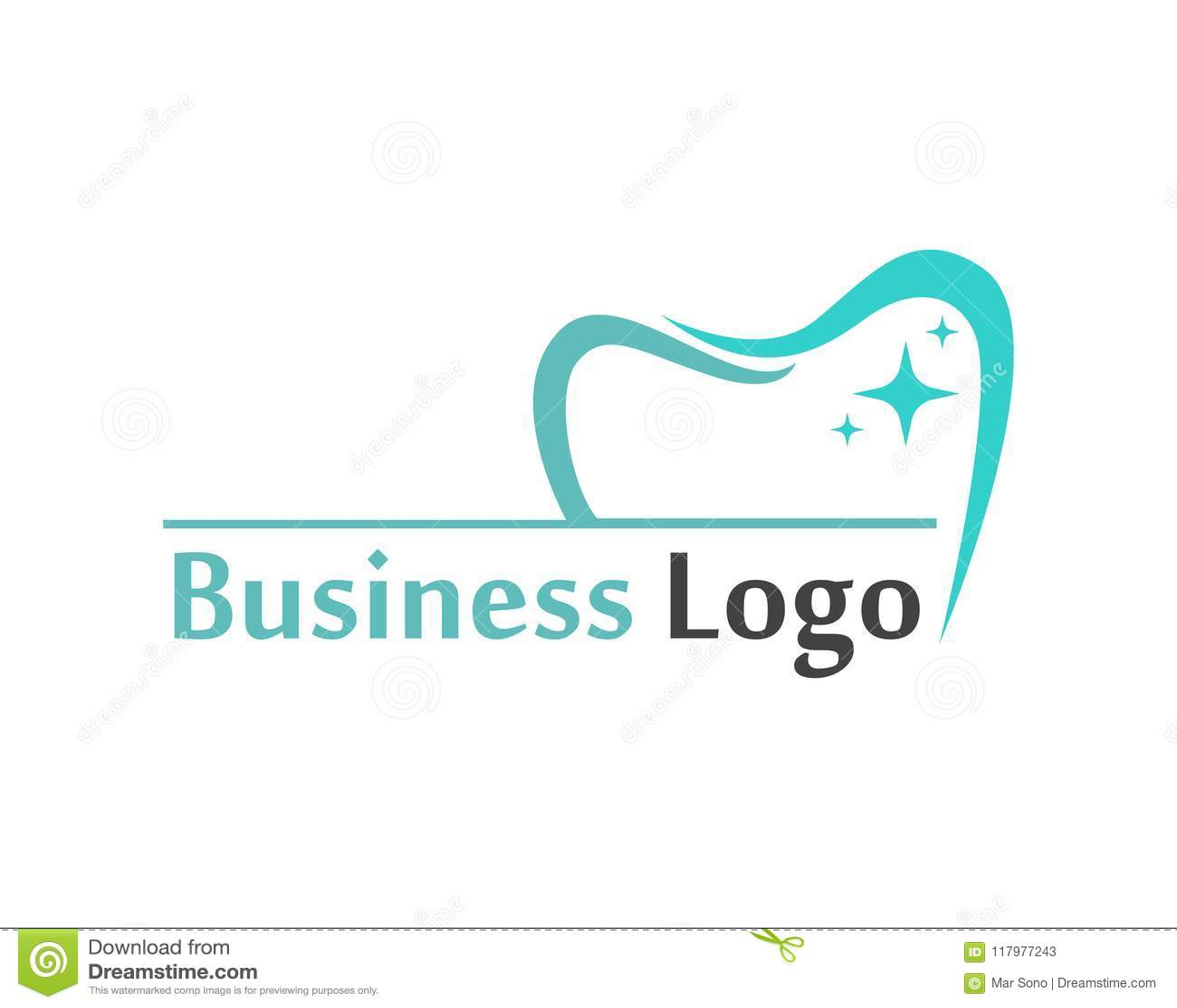 Download Logo Di Cure Odontoiatriche E Modello Di Vettore Di Simboli Illustrazione Vettoriale - Illustrazione di illustrazione, medico: 117977243