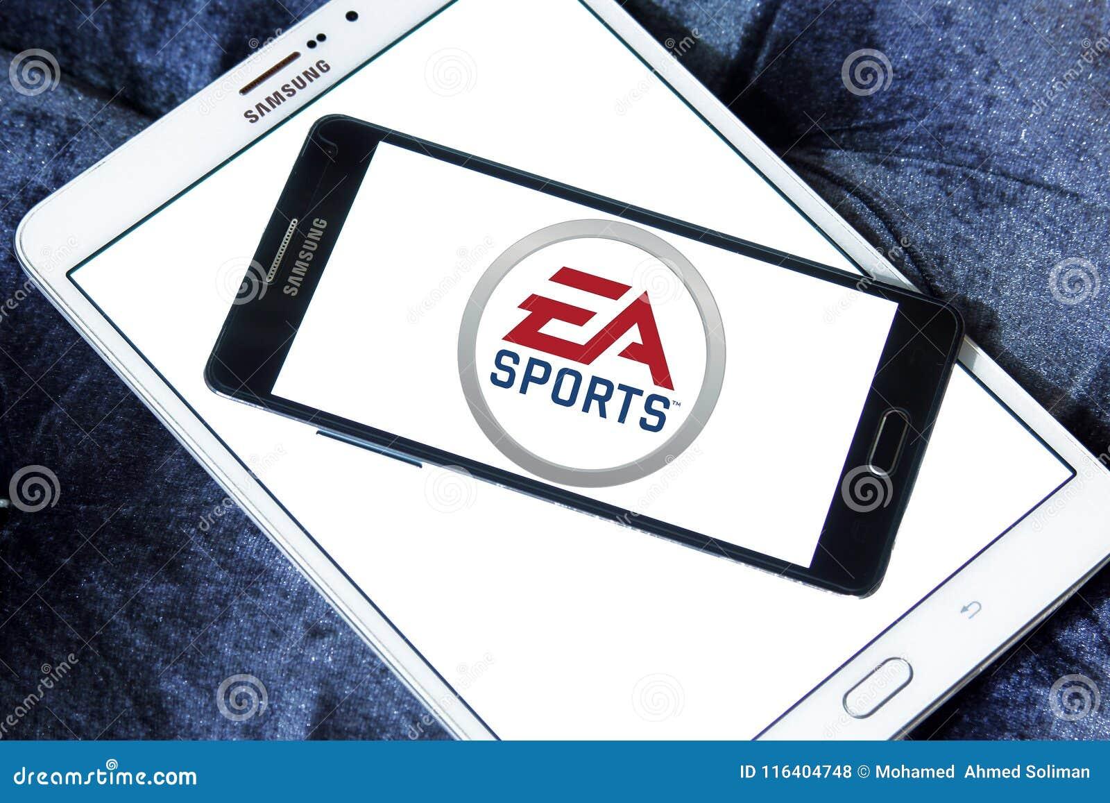 Ea Sports Logo Editorial Stock Photo Image Of Symbols 116404748