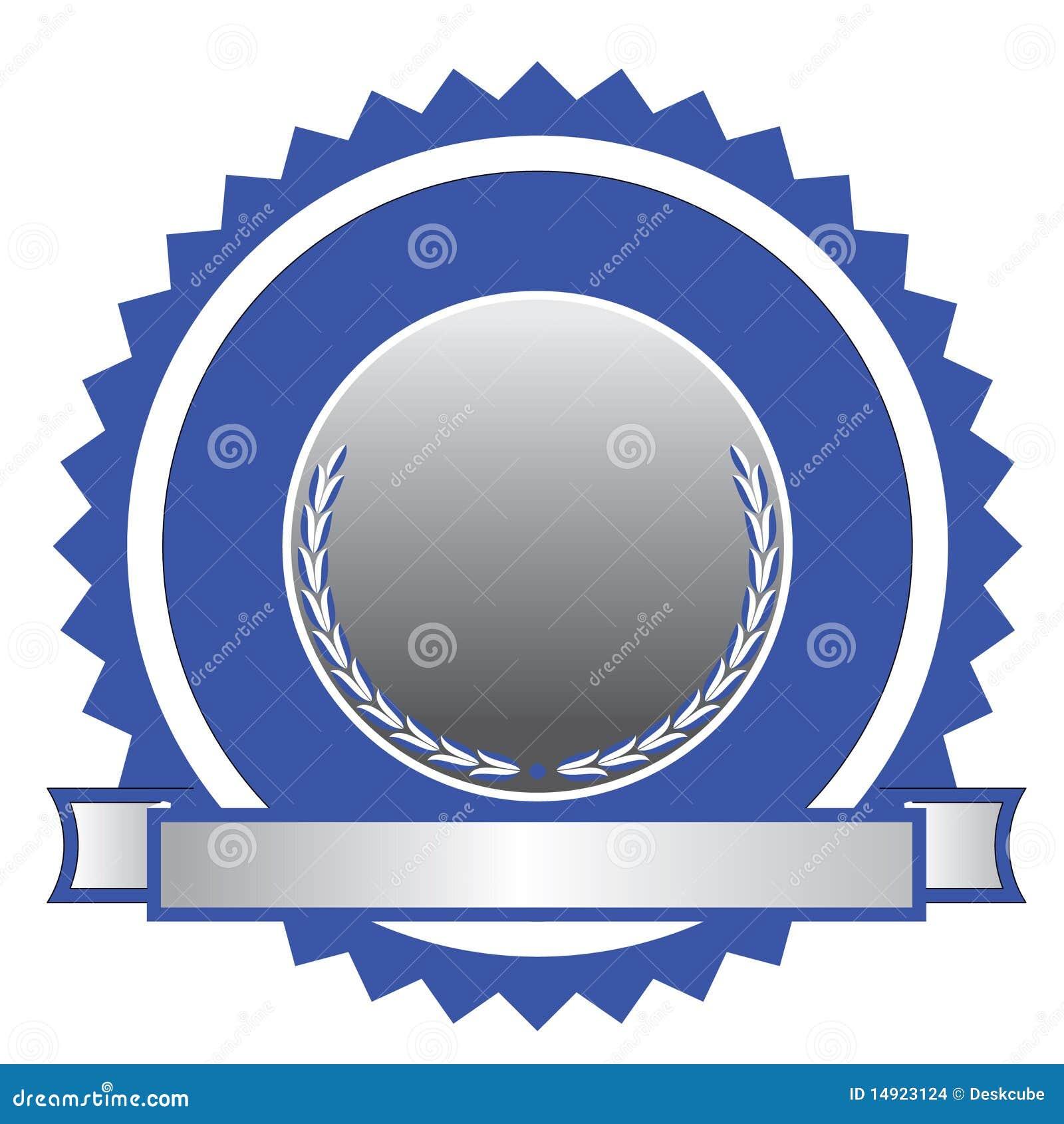 logo emblem certification stock images image 14923124