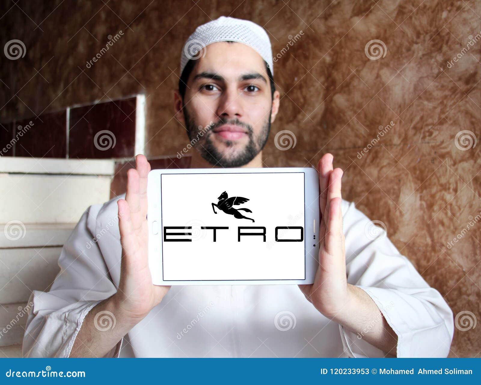 Etro fashion brand logo