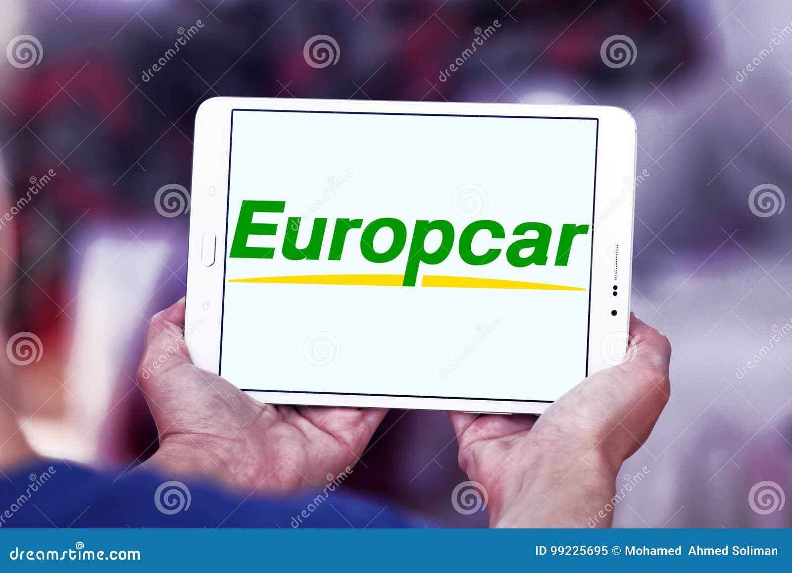 Europcar Car Rental Logo Editorial Image Image Of Europcar 99225695