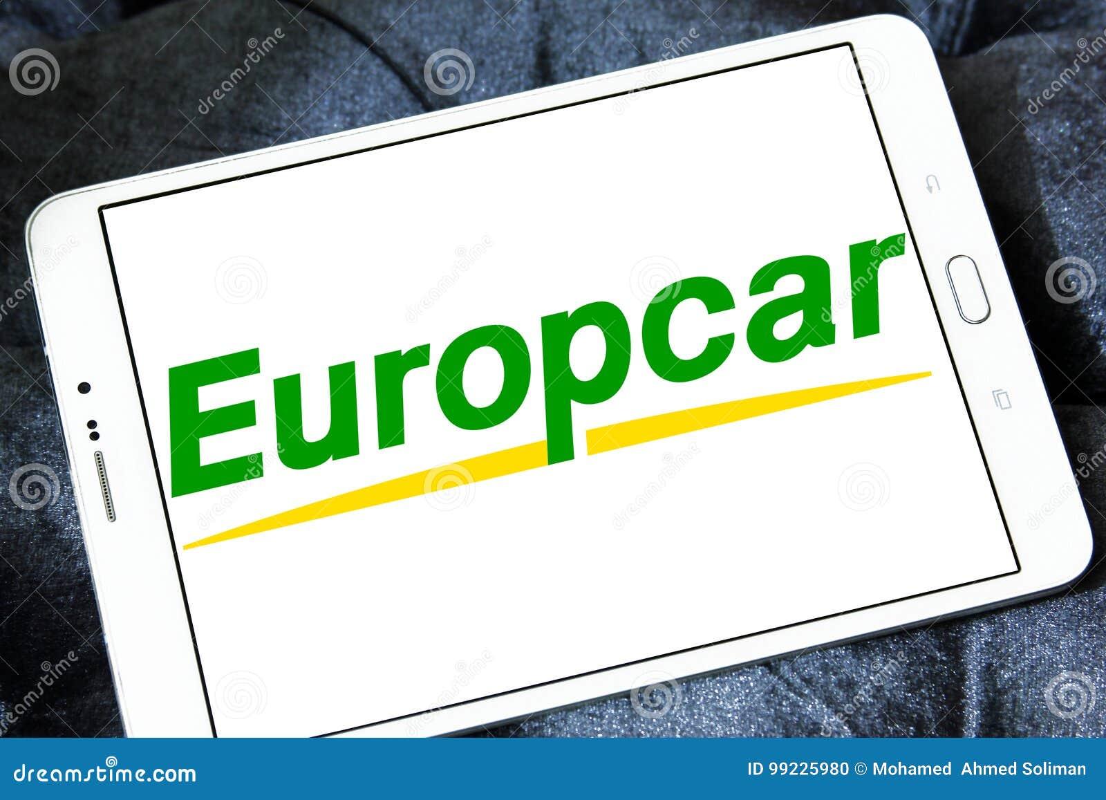 Europcar Car Rental Logo Editorial Image Image Of Logotype 99225980
