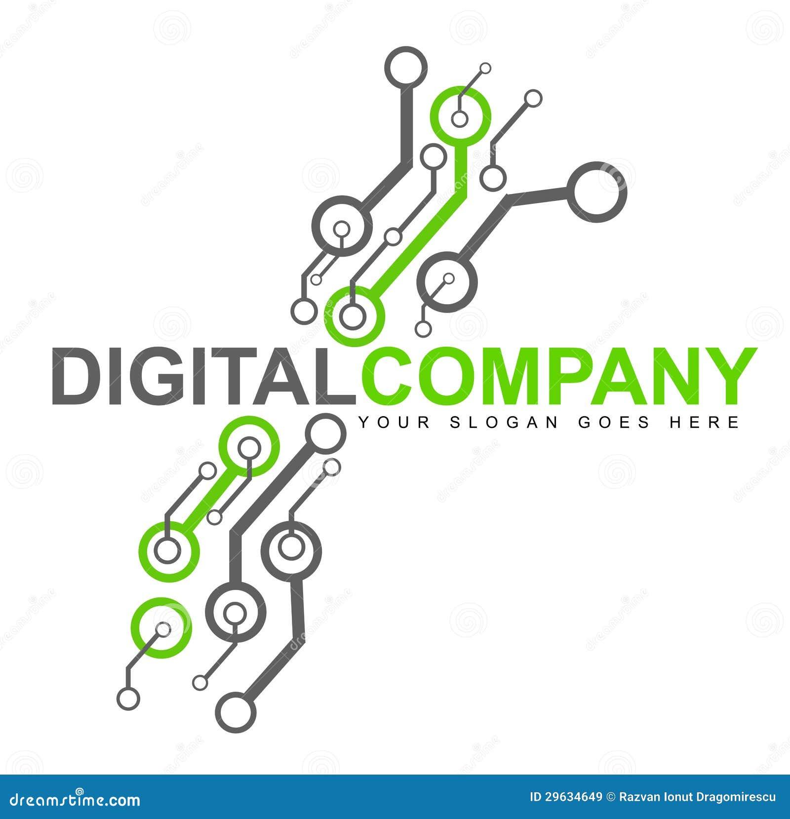 Logo för Digital elektronik