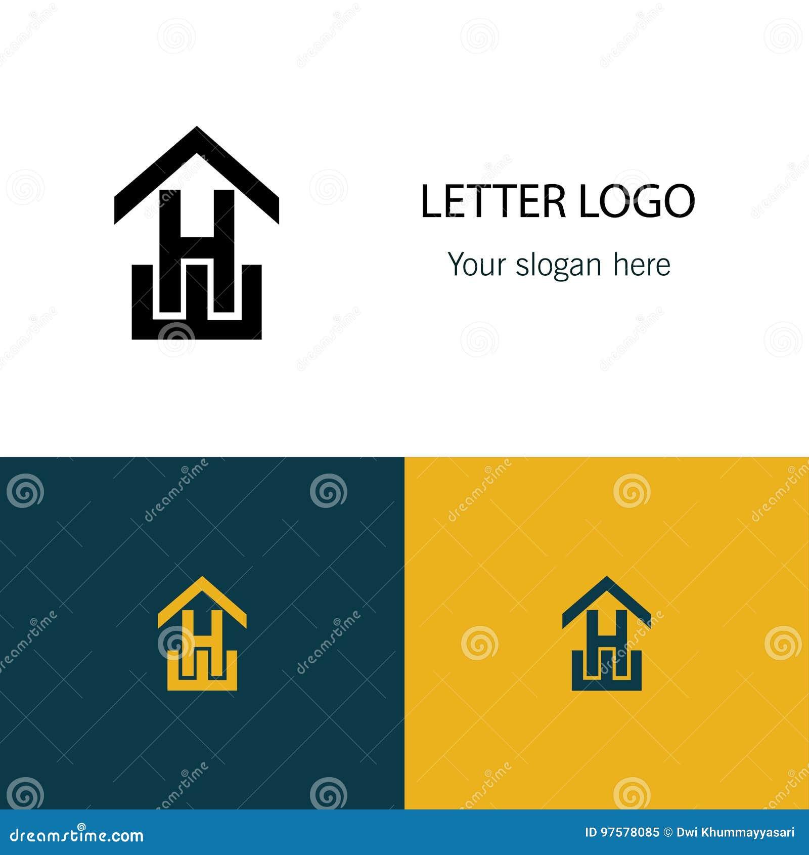 Logo för pilbokstavsH