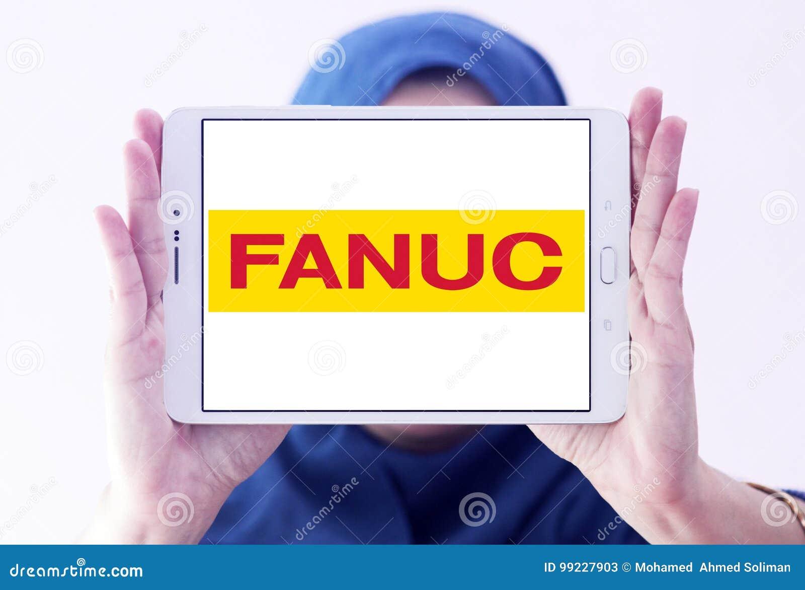 FANUC company logo