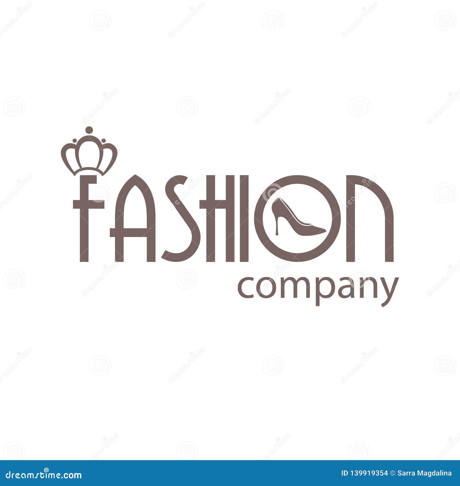 Modern Shoe Logo Collection