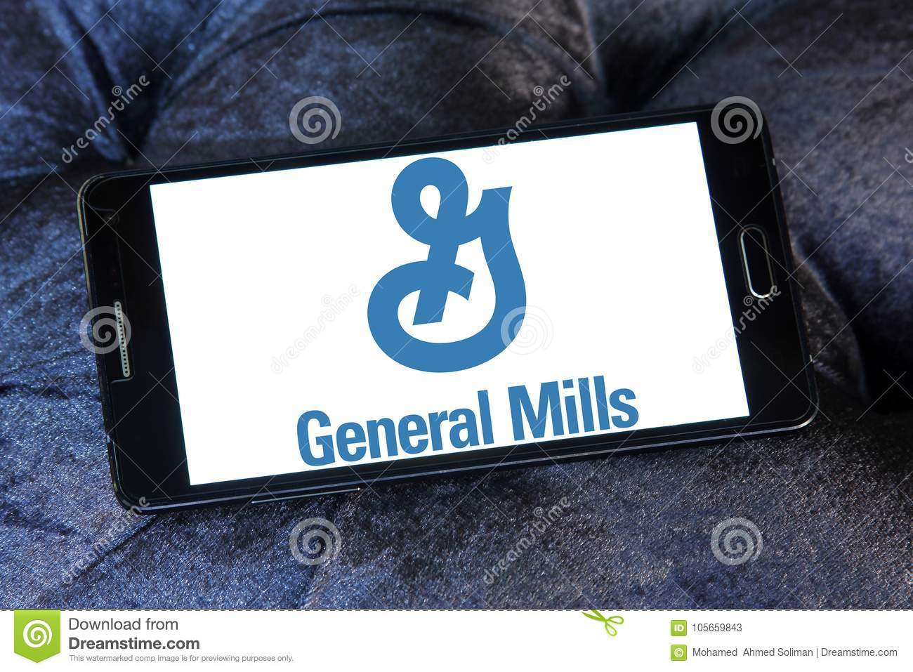 General Mills Company Logo Editorial Stock Photo Image Of Brand