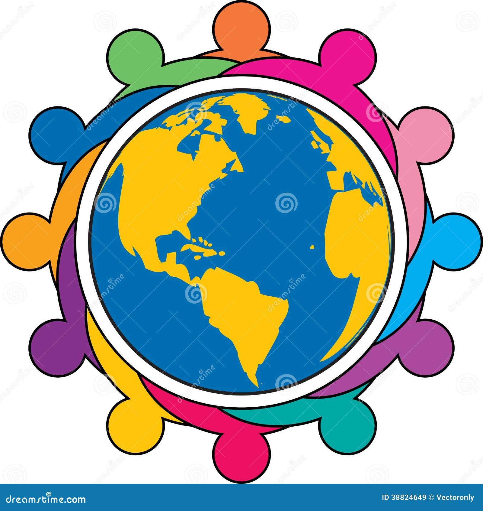 Logo global d équipe