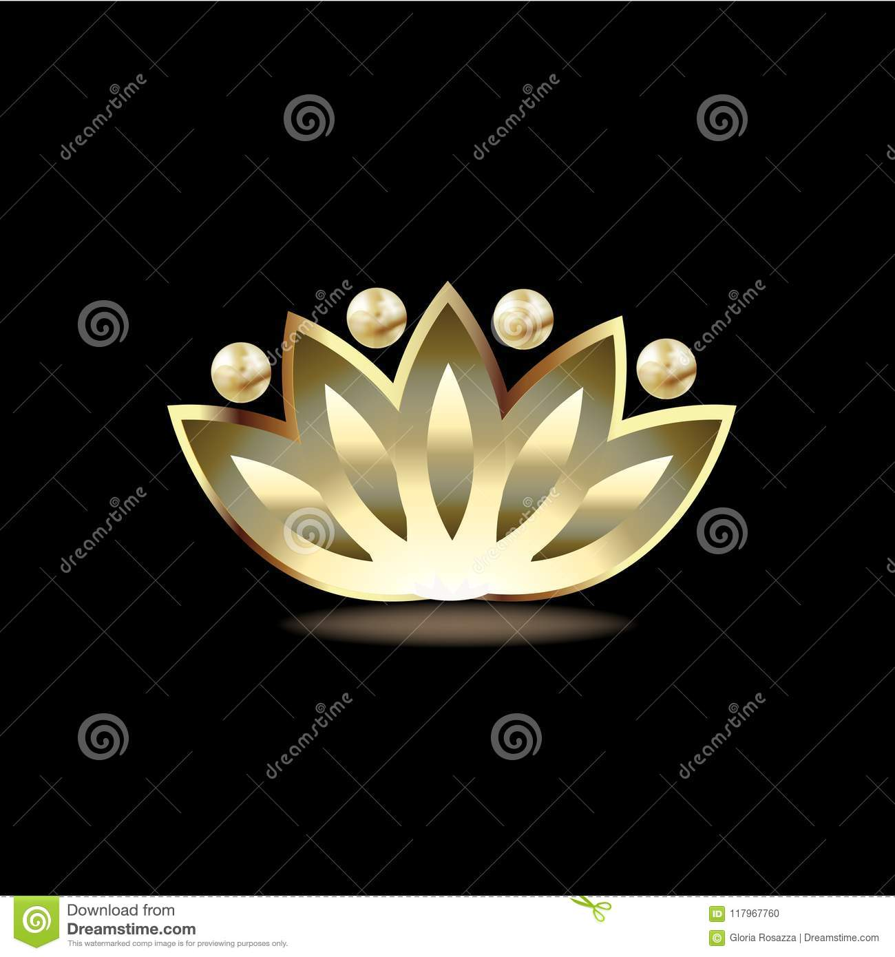 Logo gold lotus people flower spa symbol yoga vector image download logo gold lotus people flower spa symbol yoga vector image illustration graphic design stock vector izmirmasajfo