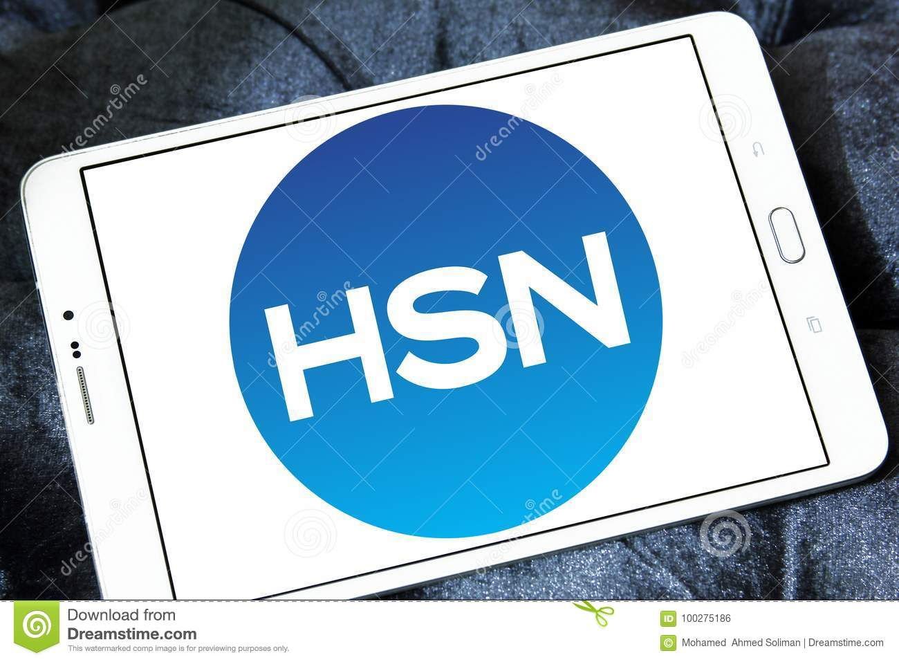 HSN , Home Shopping Network Logo Editorial Photo - Image of basic ...