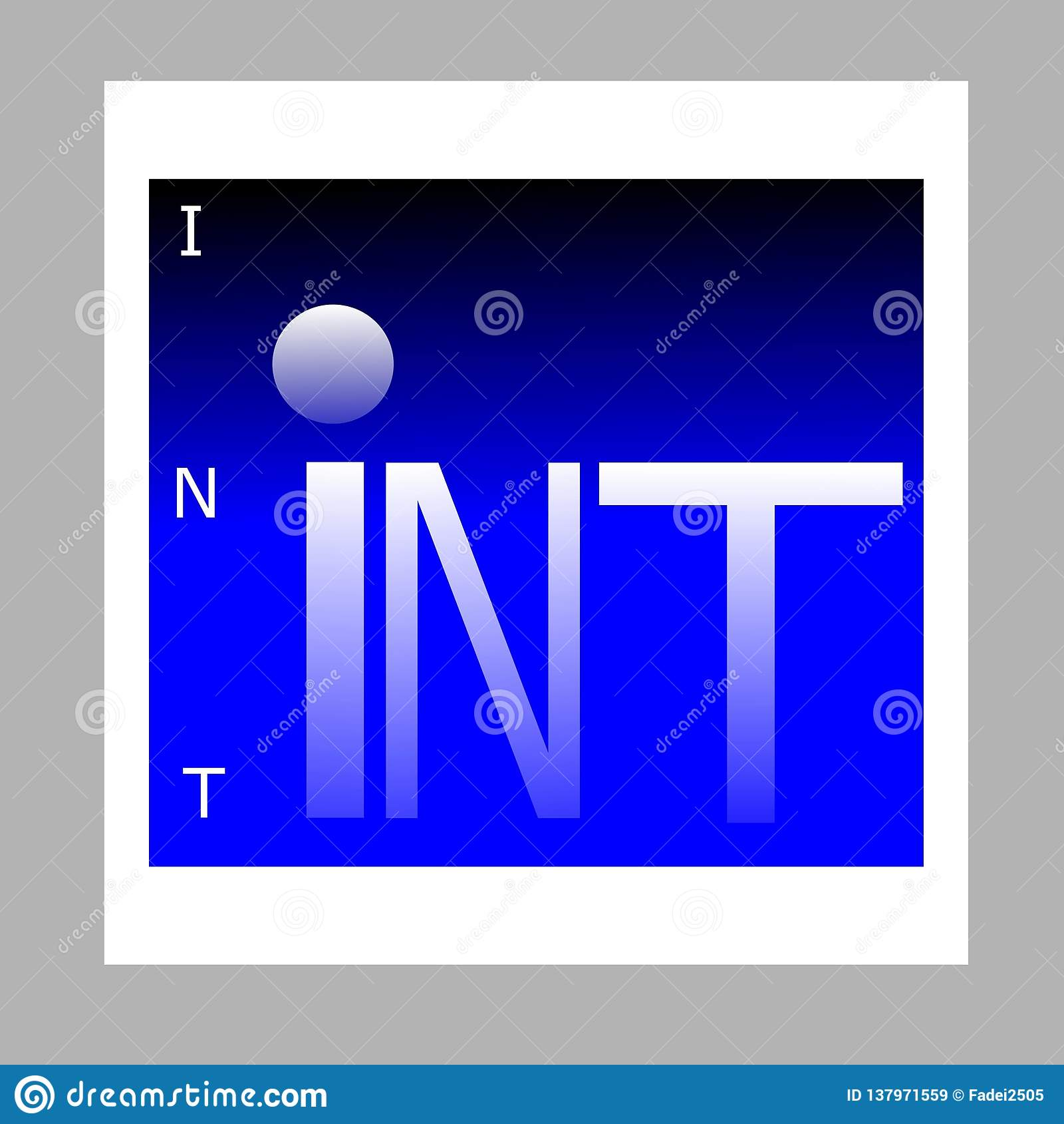 Logo internet przeciw tłu ziemia,