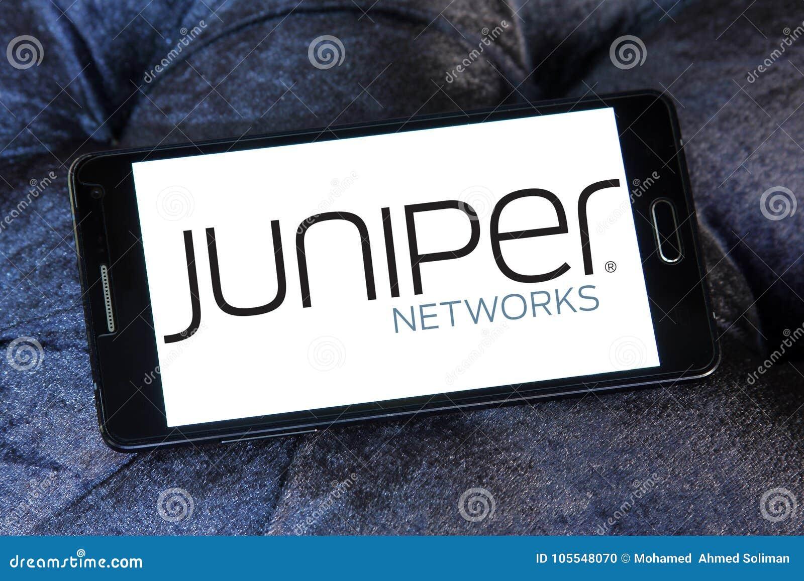 Juniper Networks Company Logo Editorial Image - Image of