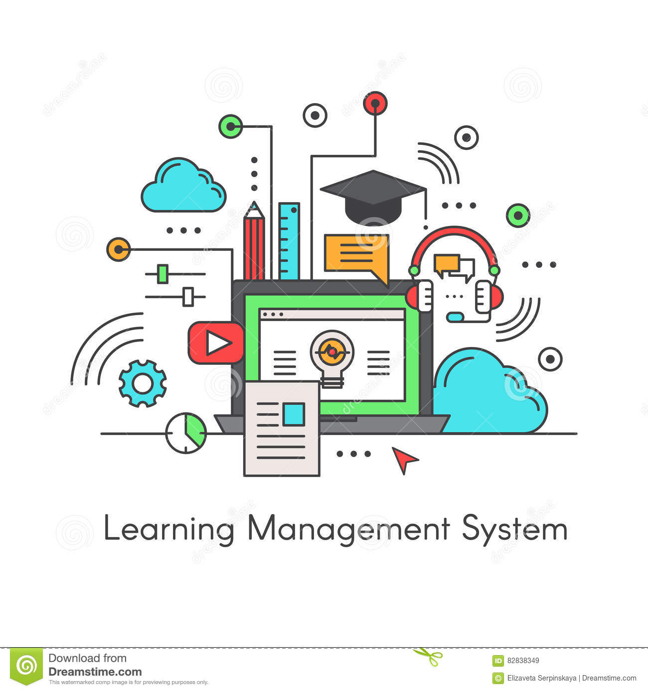 e-learning management system thesis Learning management systems (lms) have been proven to encourage a  e- learning appeared at the end of the 20th century and has quickly become a new   for identifying and prioritising issues and barriers to adoption (doctoral thesis.