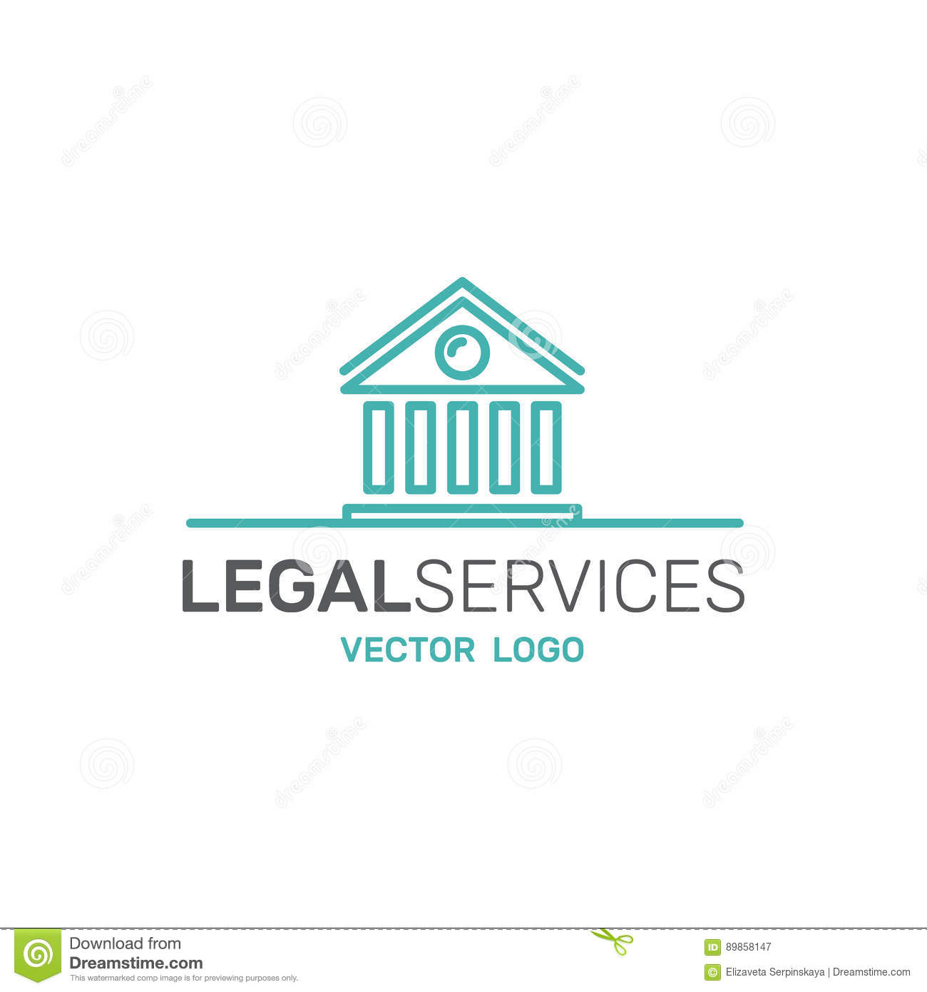 Legal services logo — 1
