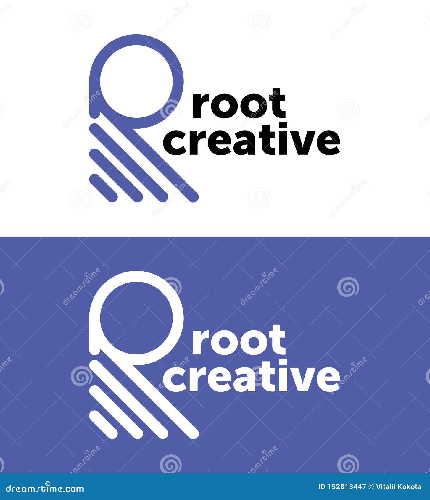 Logo Logotipo criativo do vetor Vetor abstrato da cor s?mbolo do projeto