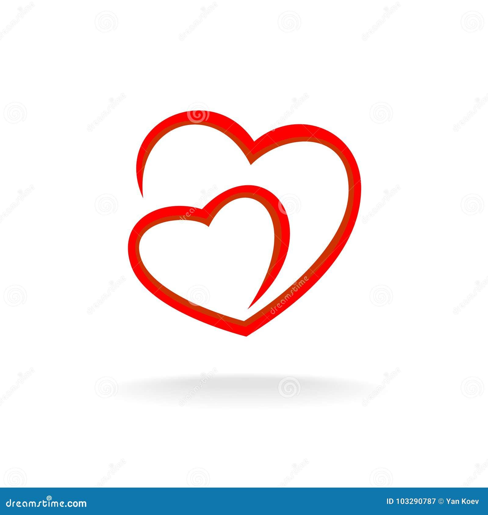 2 Herzen