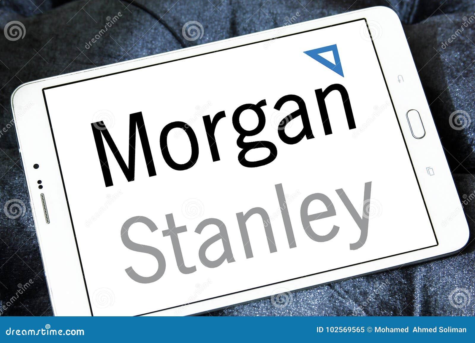 Morgan Stanley logo editorial image  Image of logo, icons
