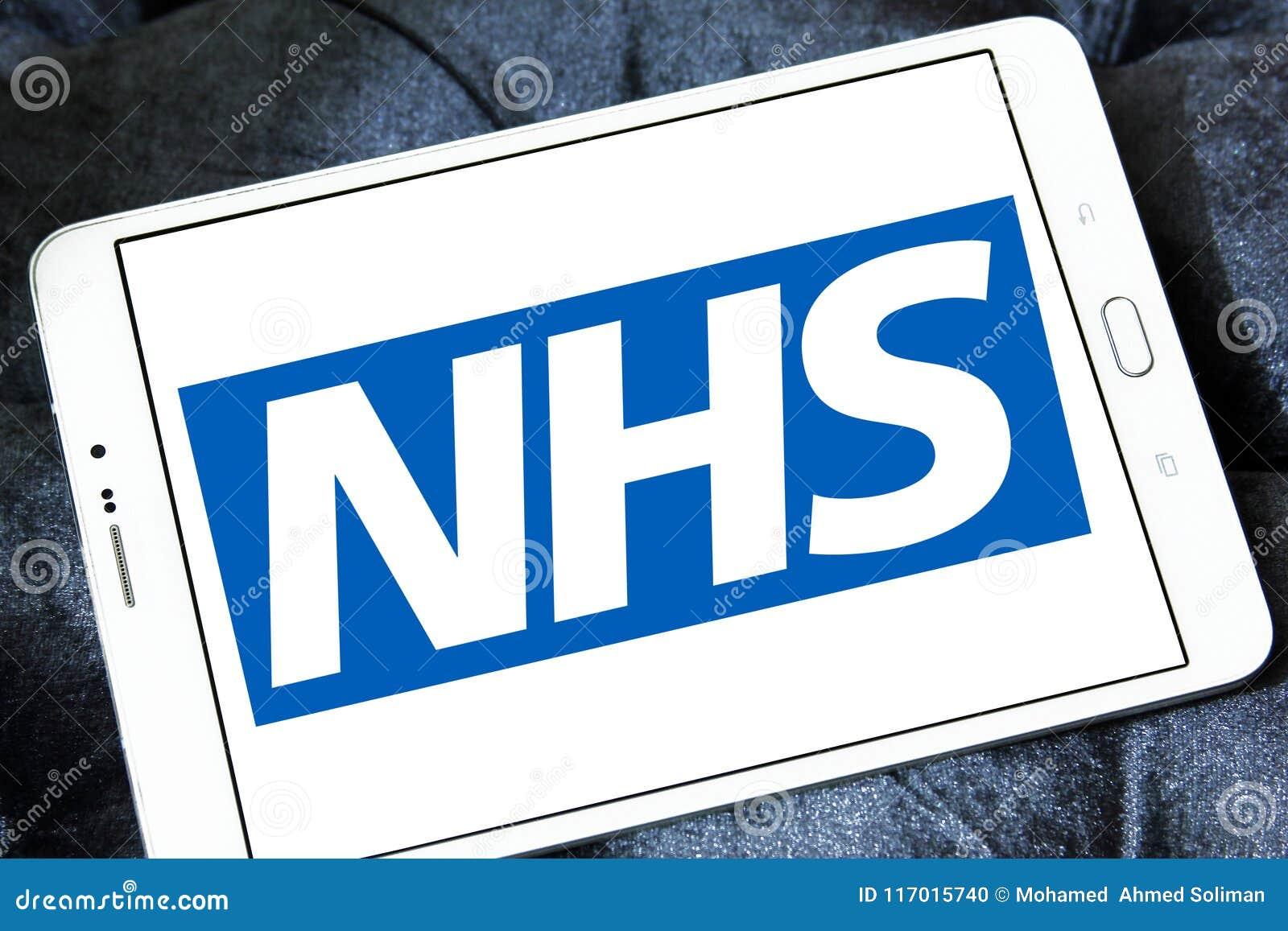 National Health Service , NHS , logo