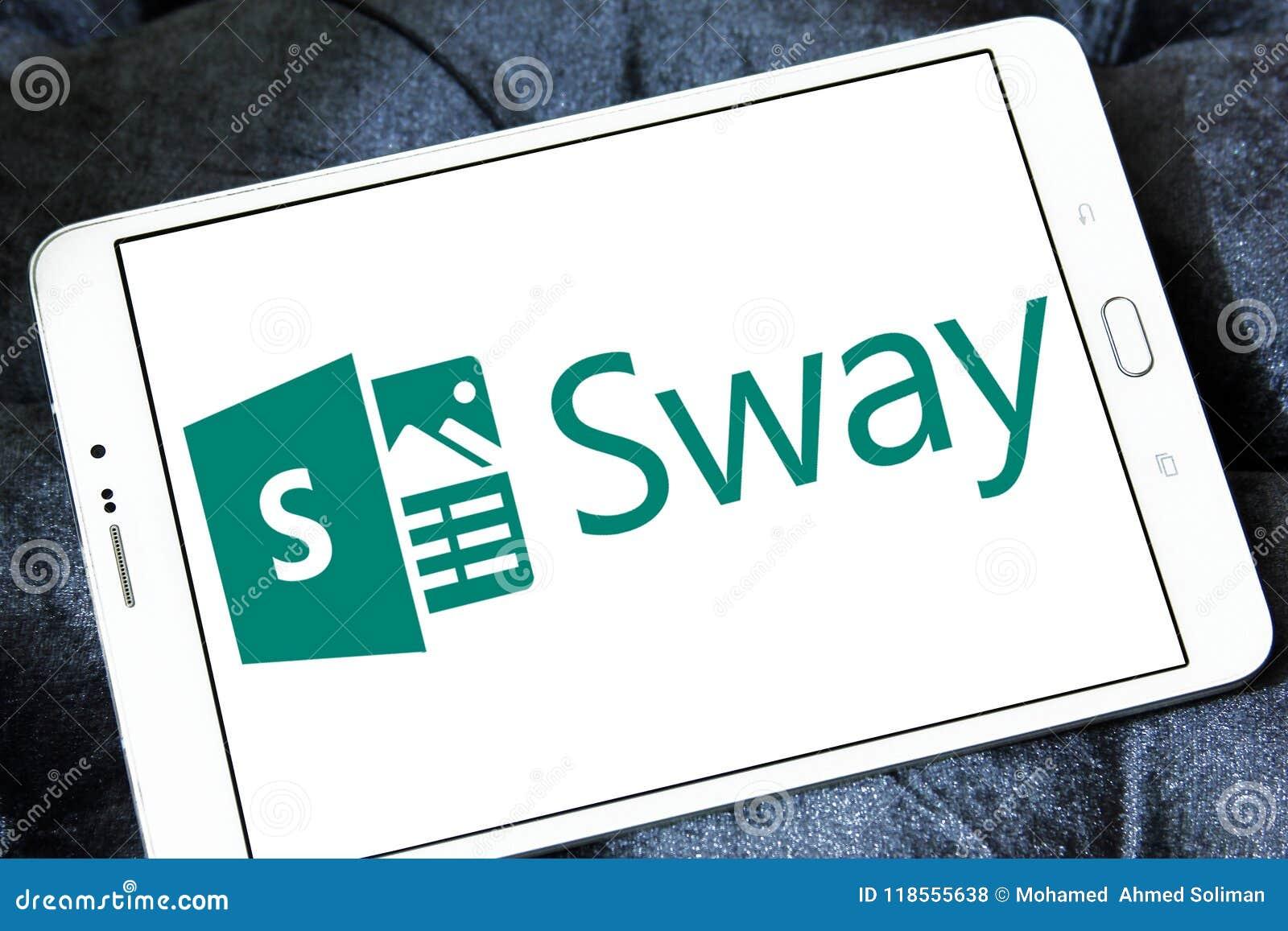 Download Microsoft Office Sway Logo Editorial Stock Photo Image Of Logos