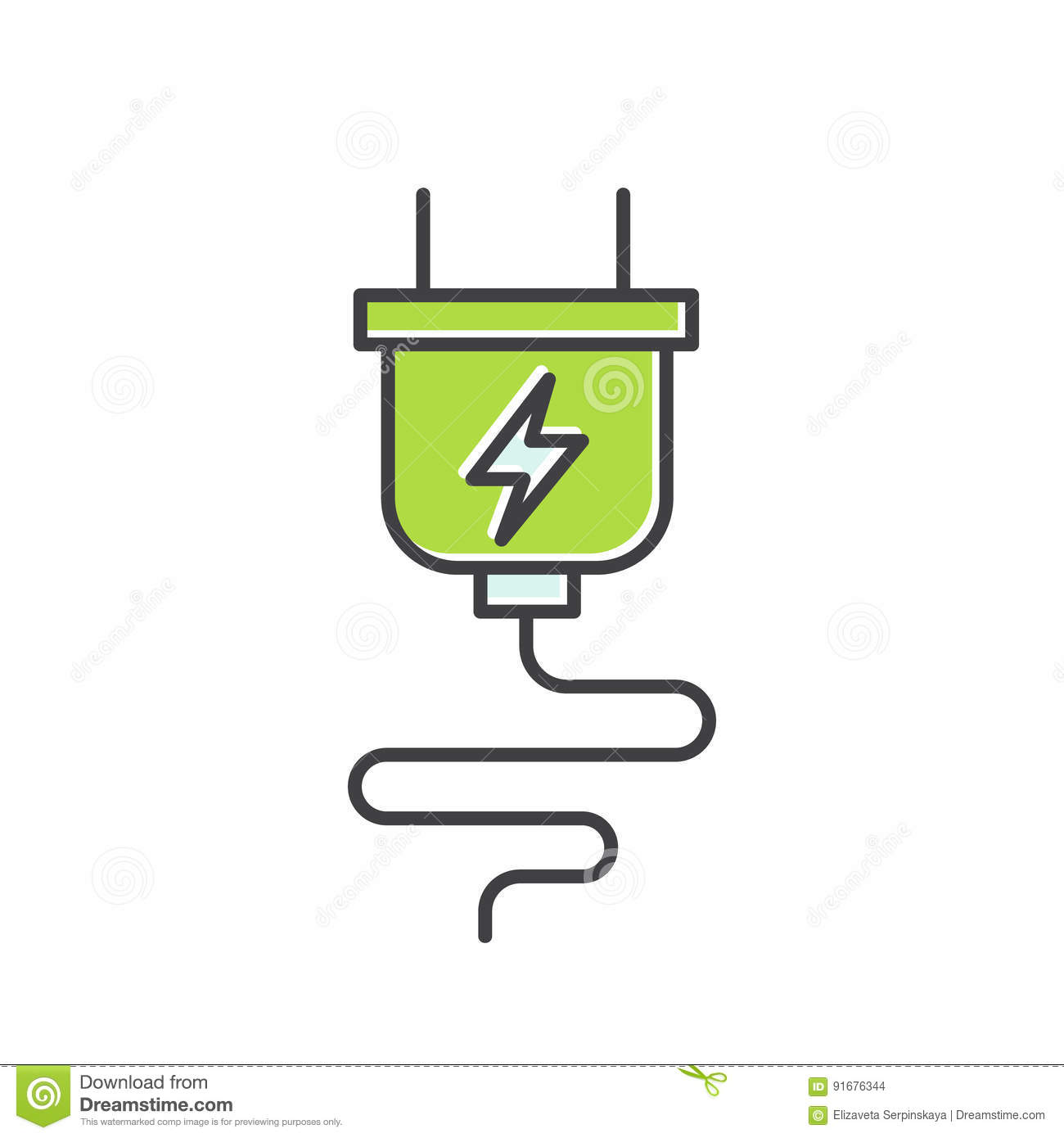 Logo of power supply plug charger electric and renewable energy logo of power supply plug charger electric and renewable energy symbol buycottarizona