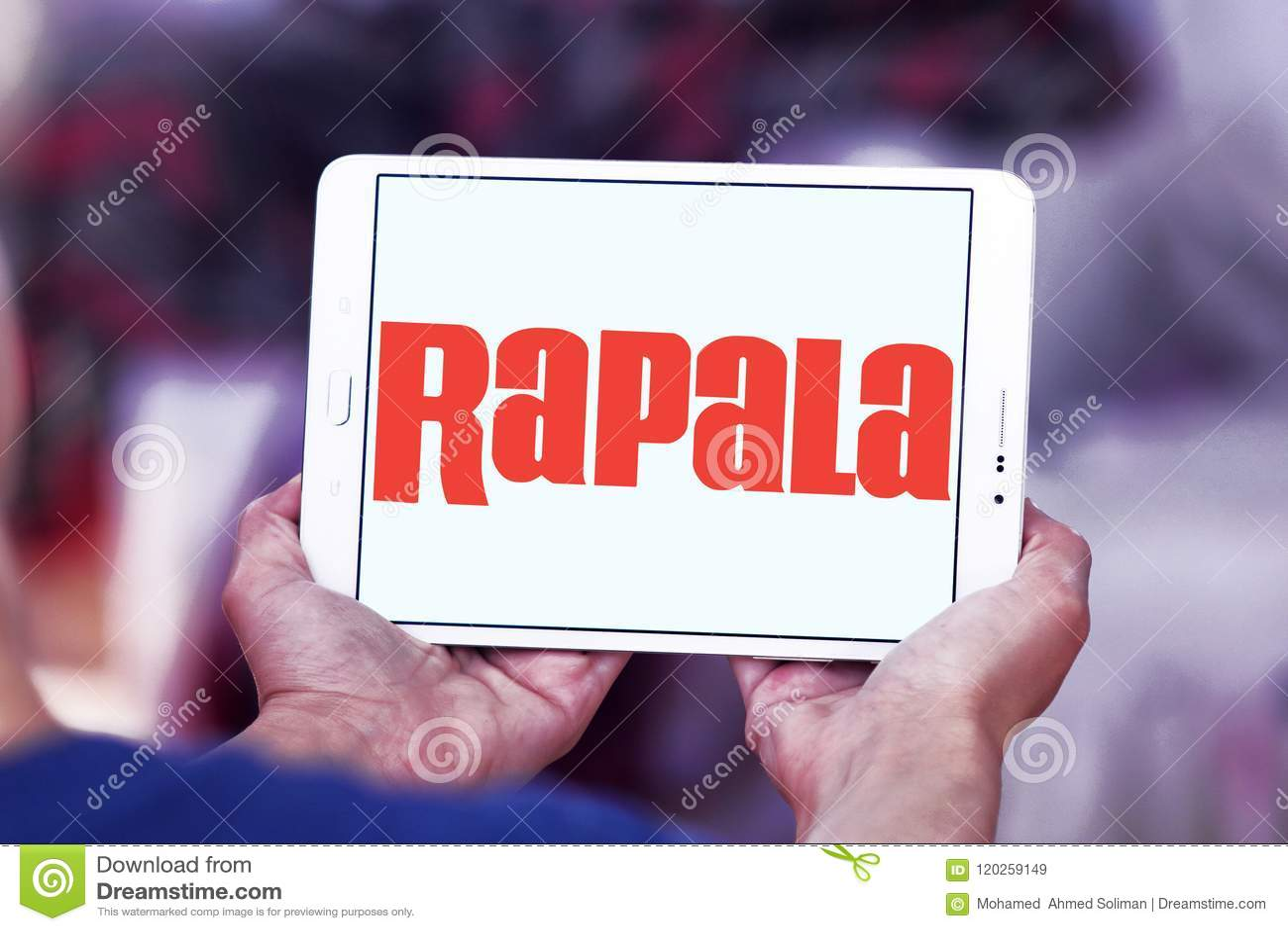 Rapala company logo editorial stock image  Image of symbol - 120259149