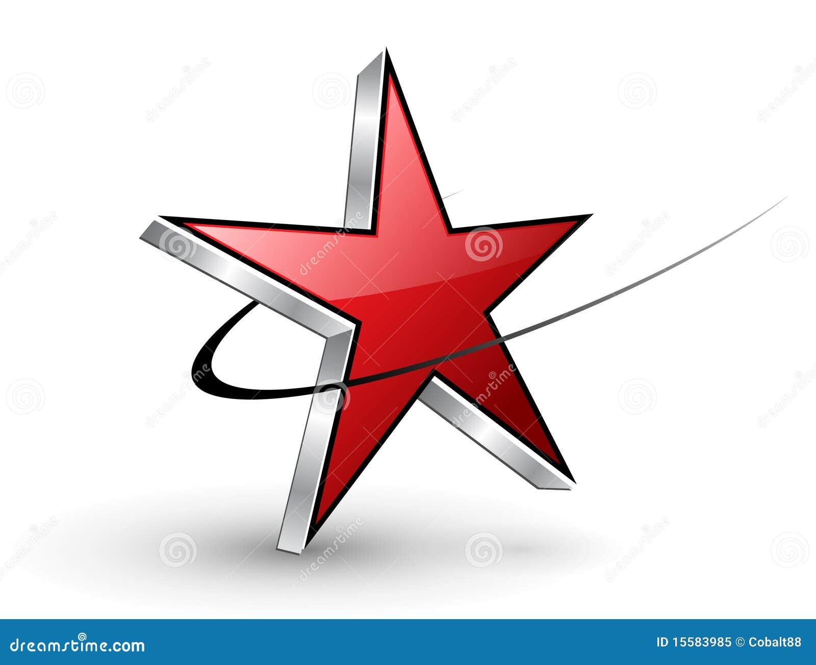 Logo red star