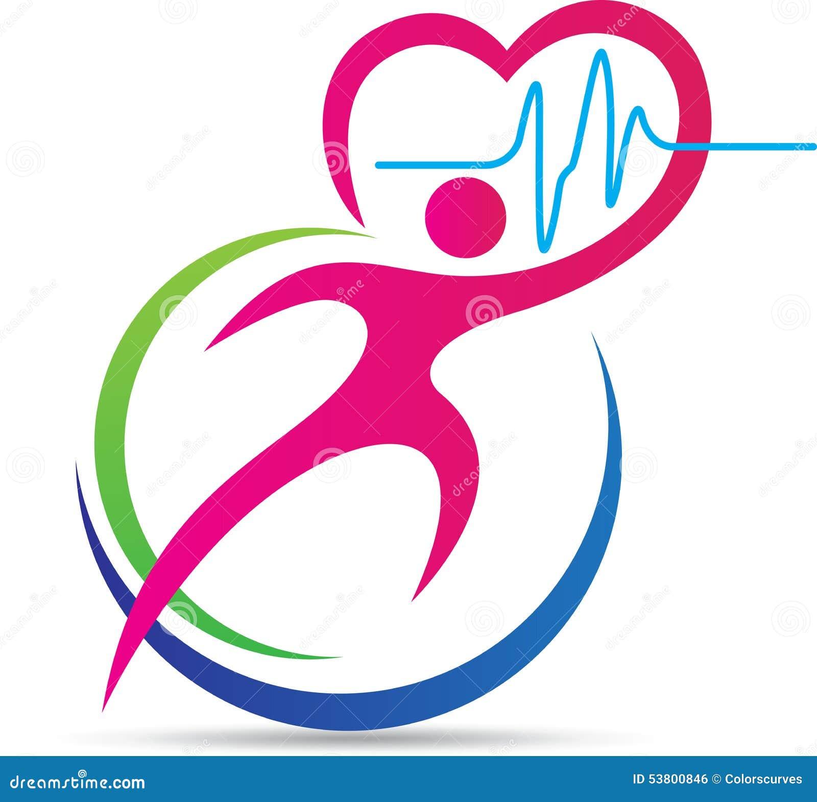 Logo sano del cuore