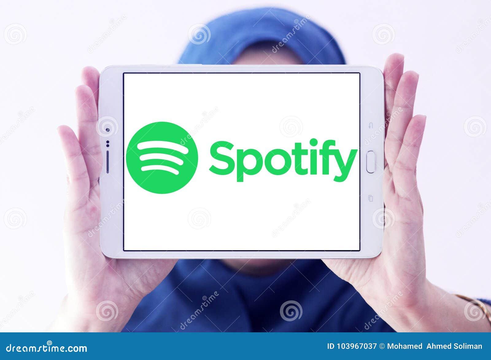 Spotify Logo Editorial Photography Image Of Logotype 103967037