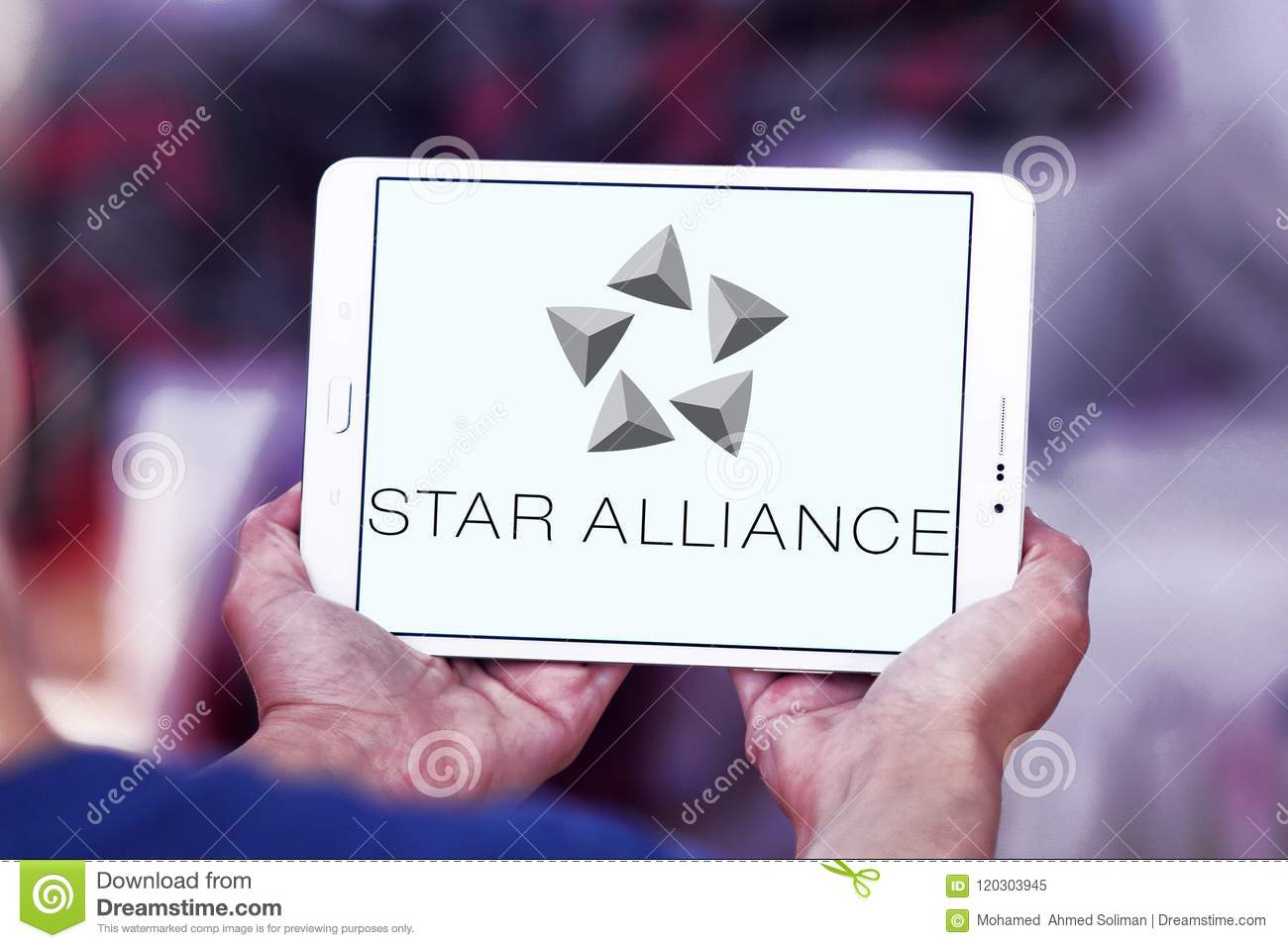 Star Alliance logo editorial image  Image of airways - 120303945