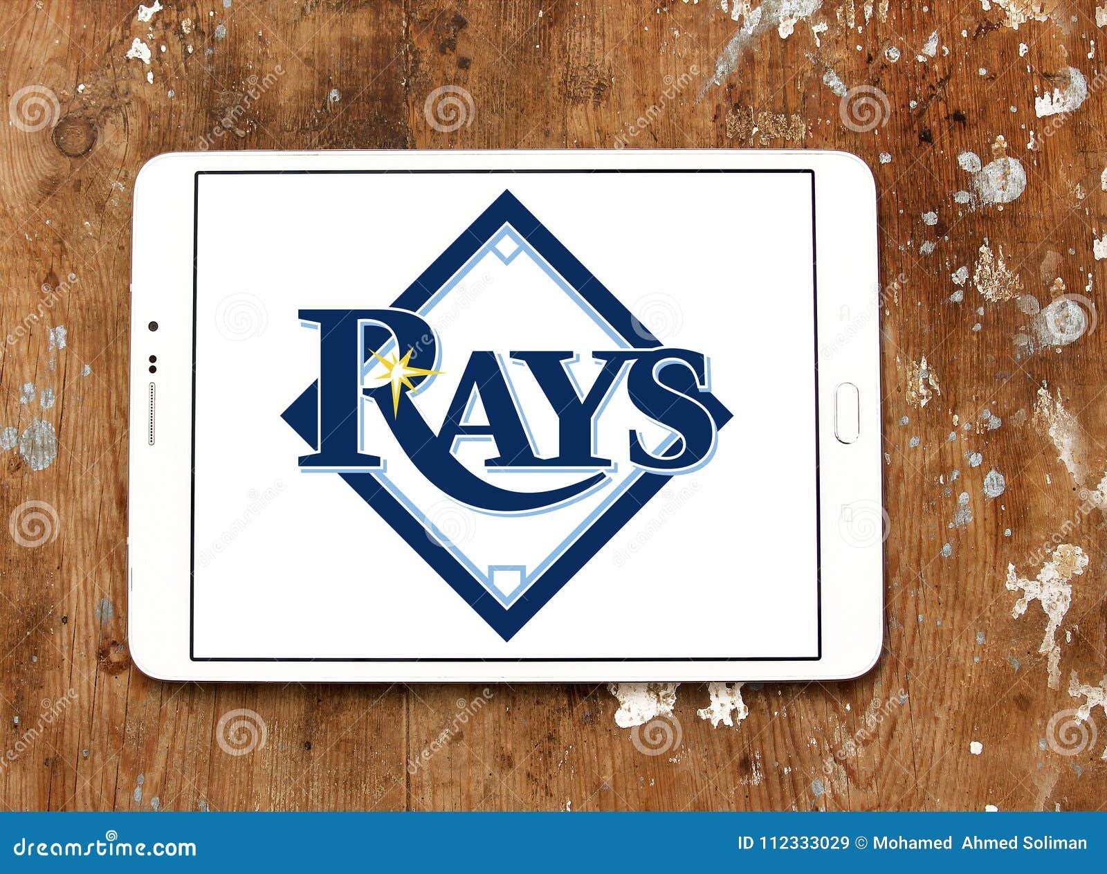 Tampa Bay Rays Baseball Team Logo
