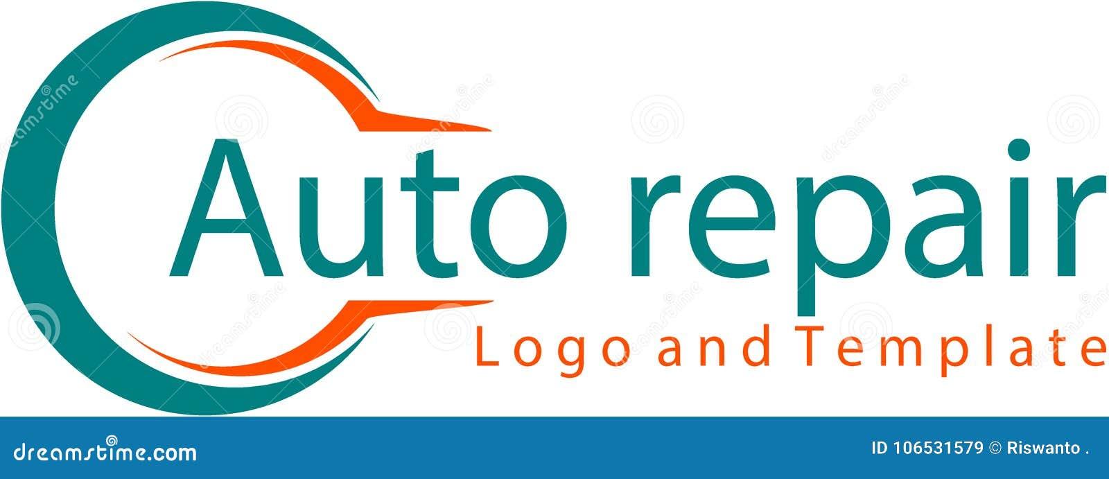 auto repair logo and template stock illustration illustration of rh dreamstime com  automotive repair logo template