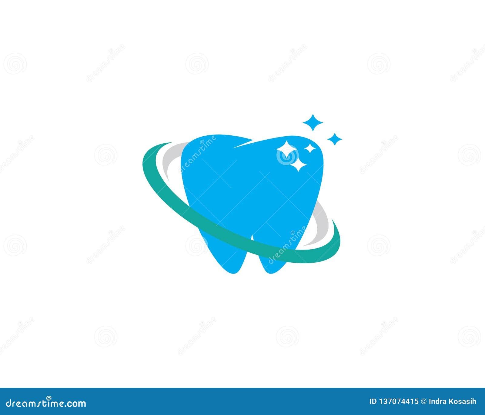 Logo Template dentaire