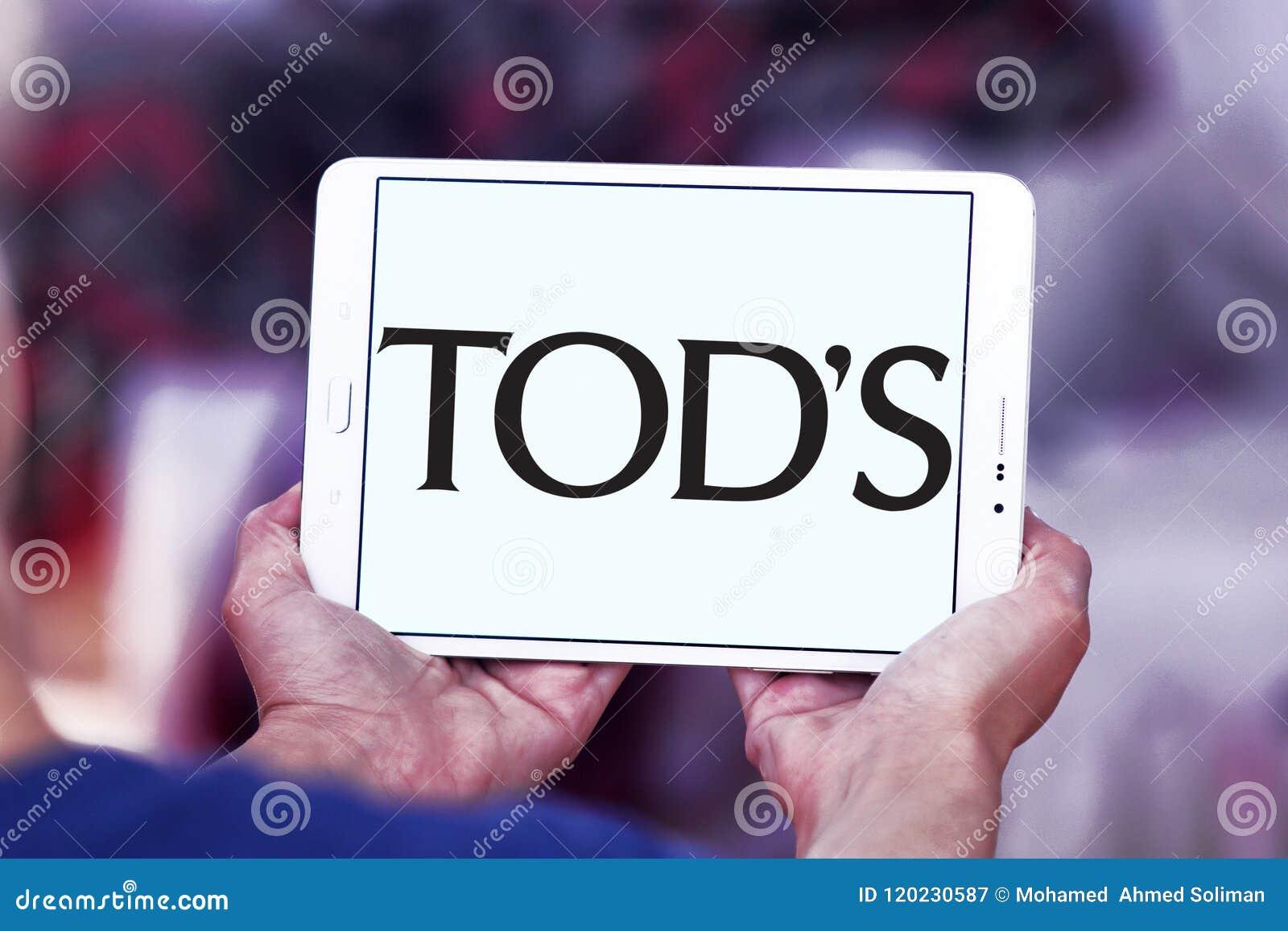 Tod`s fashion brand logo