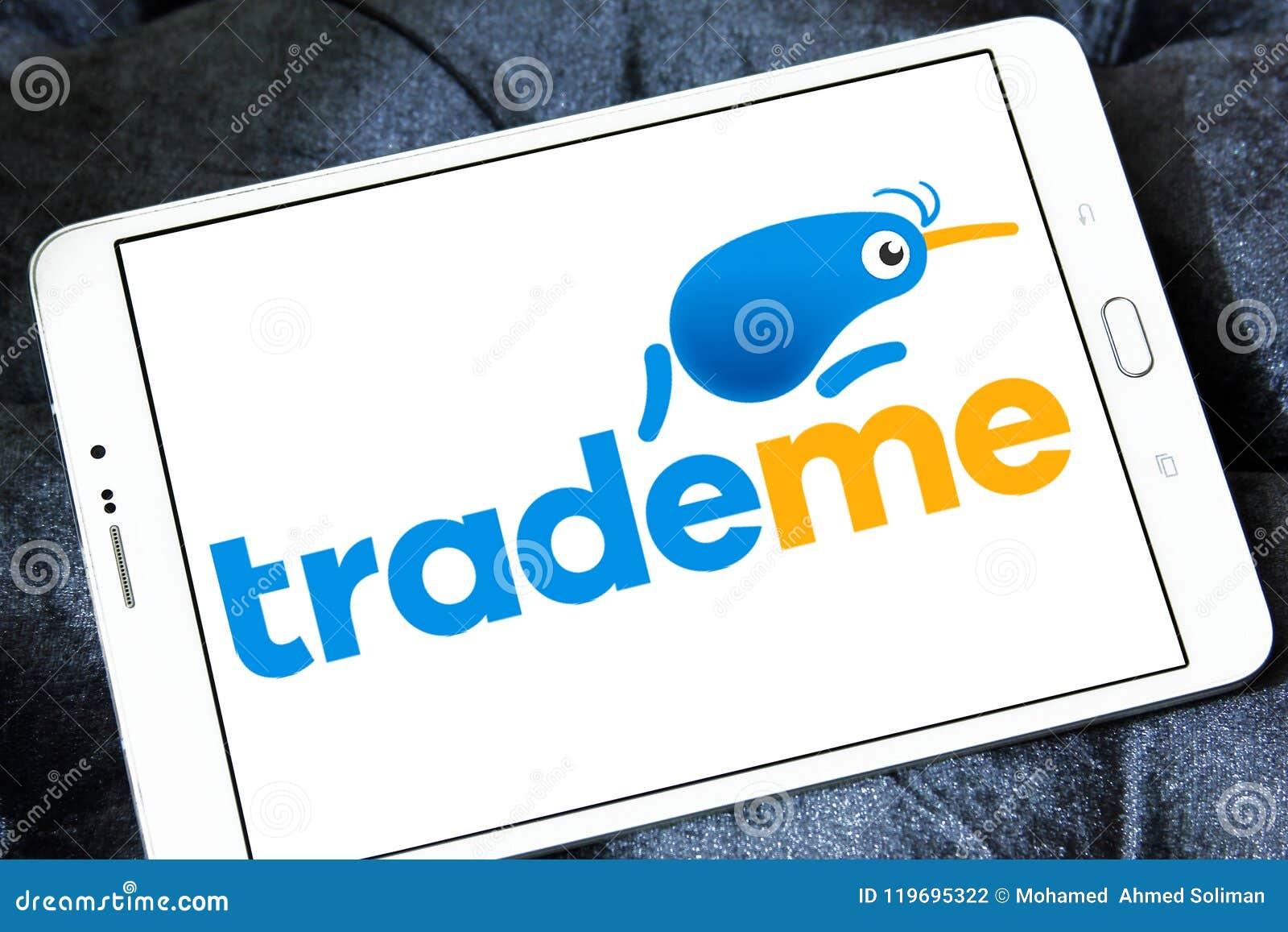 Trade Me Internet Auction Website Logo Editorial Photography Image Of Emblem Trade 119695322