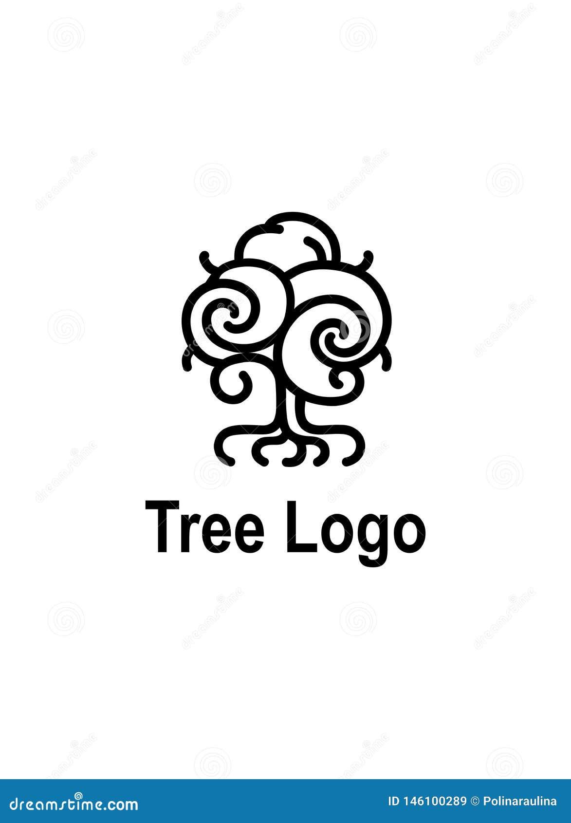 Trees Roots Logo Stock Illustrations – 20 Trees Roots Logo Stock ...