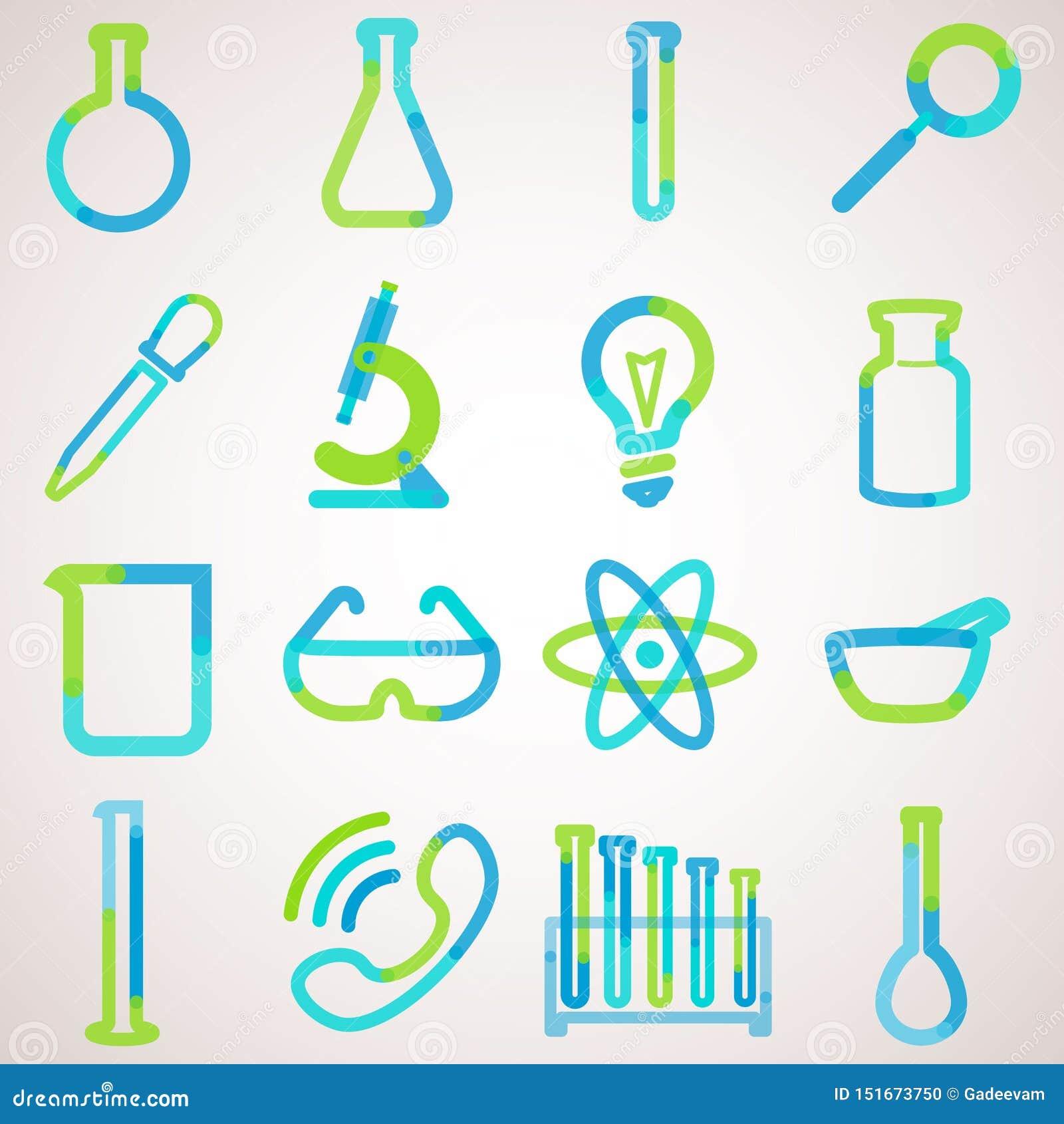 Logo ustawiający dla laboratorium