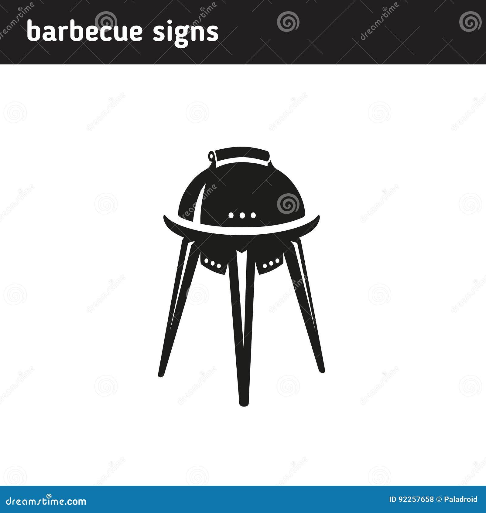 Logo w postaci grilla