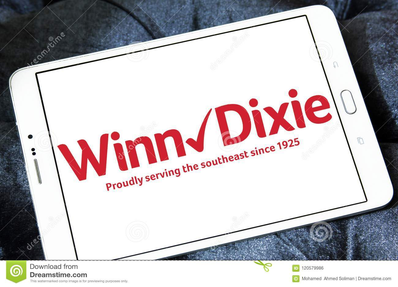 Winn-Dixie Supermarket Chain Logo Editorial Photo - Image of