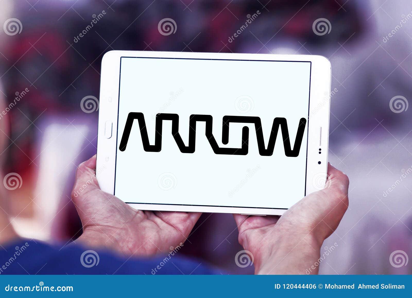 Logotipo da empresa de Arrow Electronics