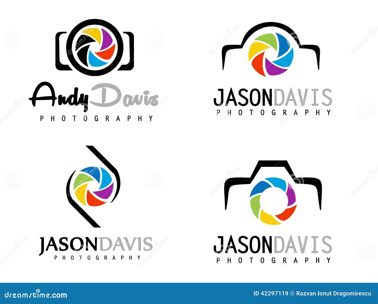 Logotipo Da Fotografia Ilustração Stock Ilustração De Se 42297119