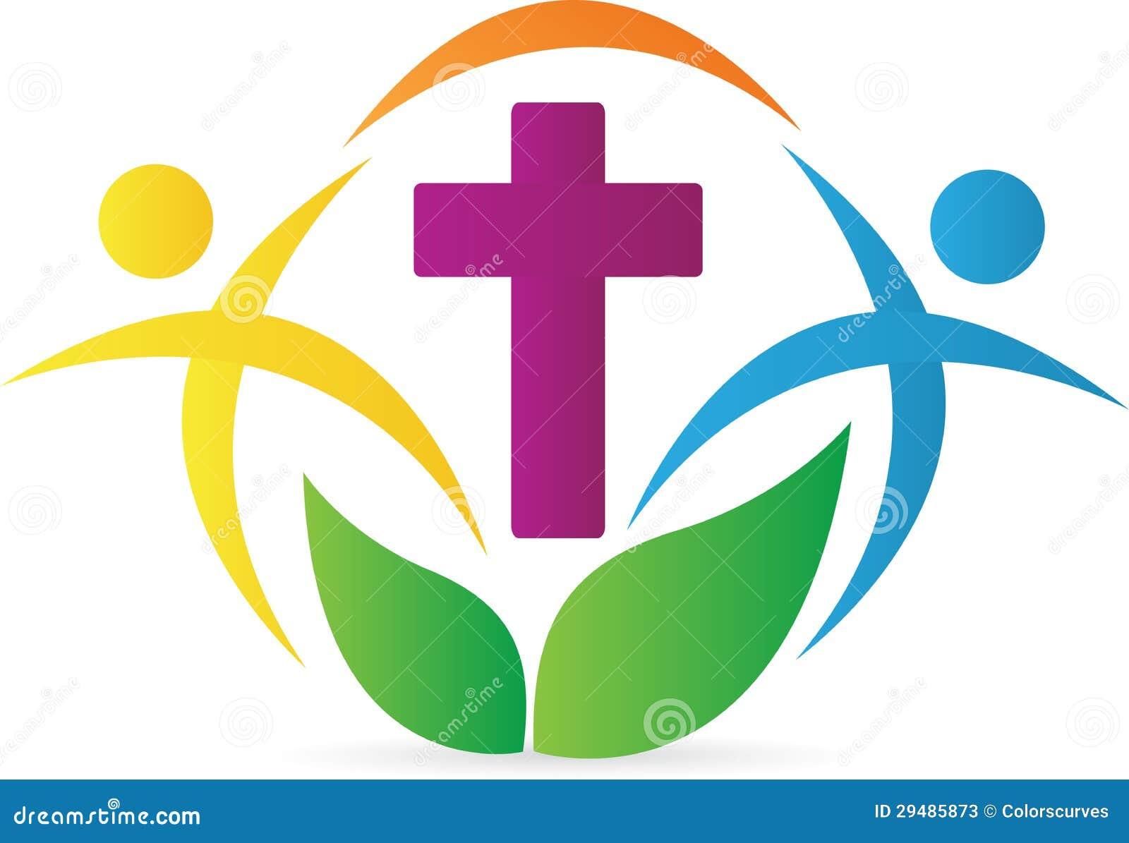 Logotipo Da Igreja Fotos de Stock - Imagem: 29485873