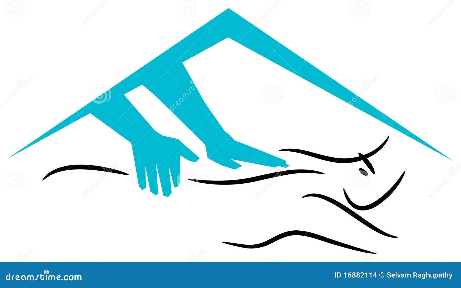 logotipo da massagem ilustra u00e7 u00e3o do vetor ilustra u00e7 u00e3o de clipart budget pictures clipart badges
