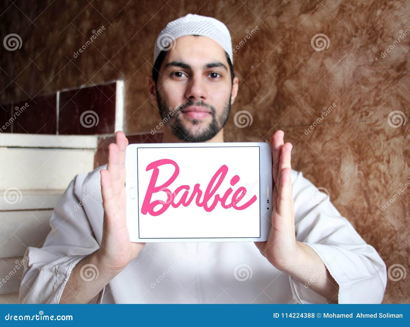 Logotipo de Barbie