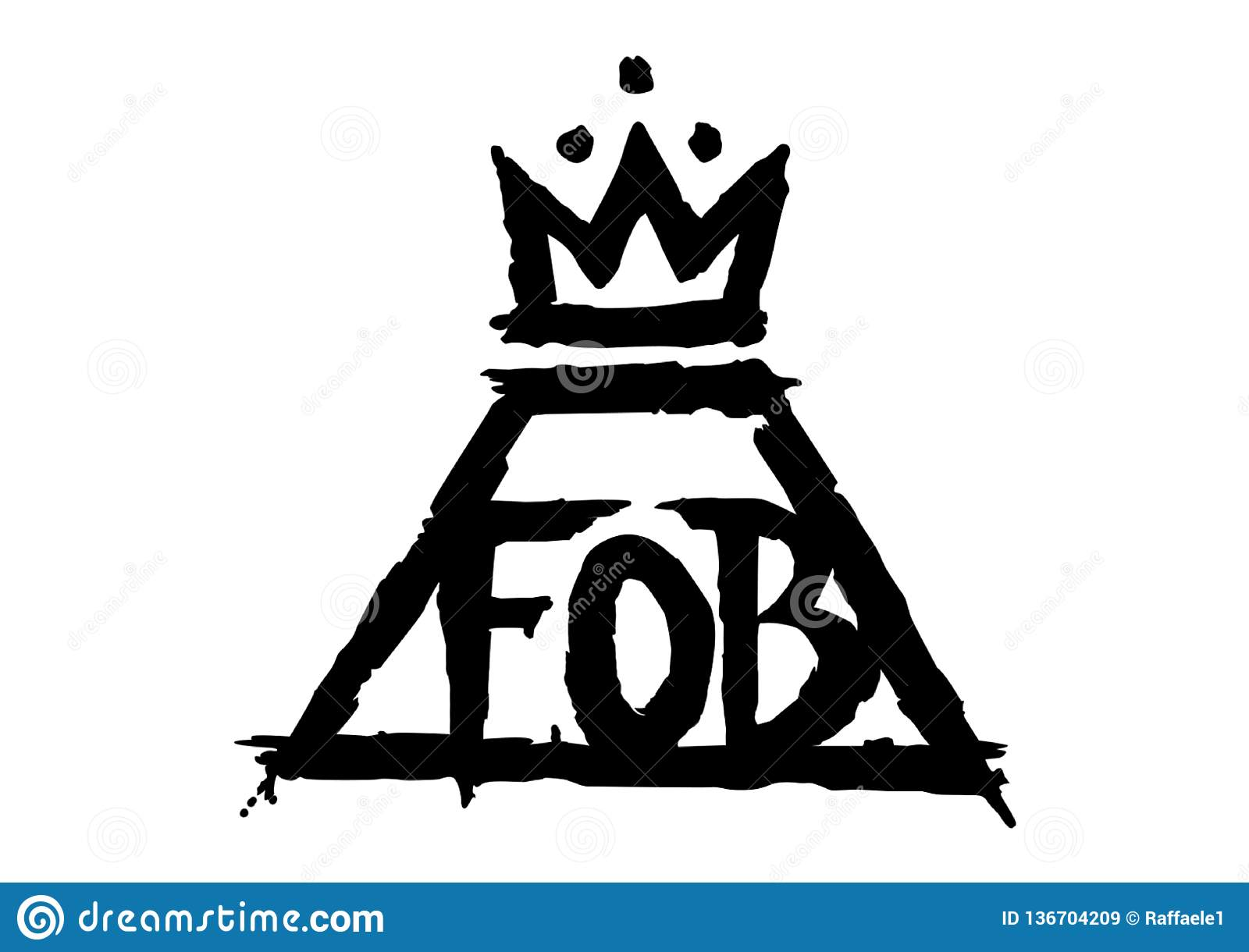 Logotipo de Fall Out Boy