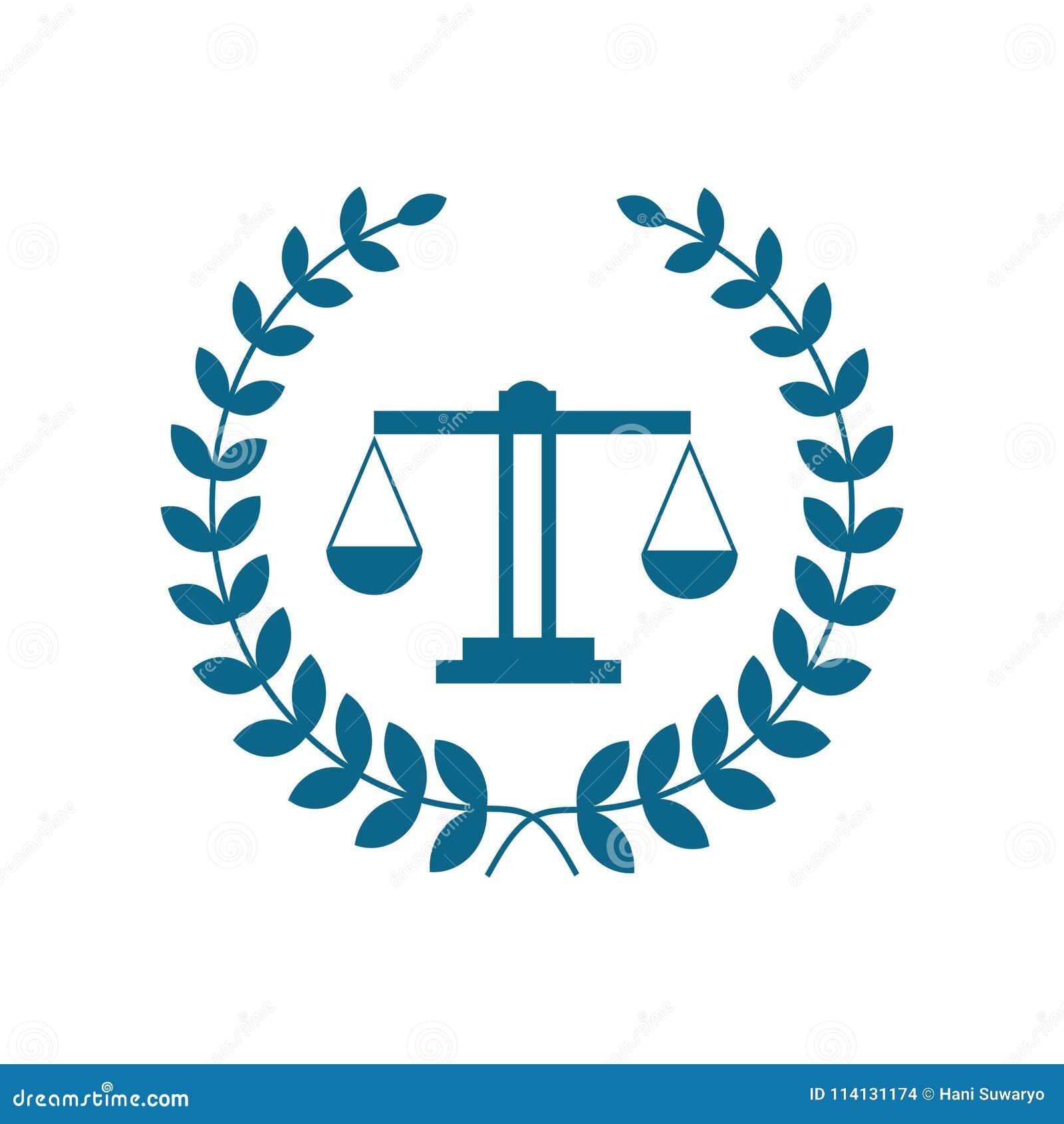 Logotipo De La Asesoría Jurídica El Juez, Plantilla Del Logotipo Del ...