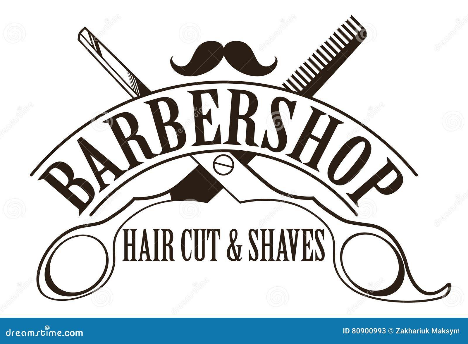 Logotipo de la barbería