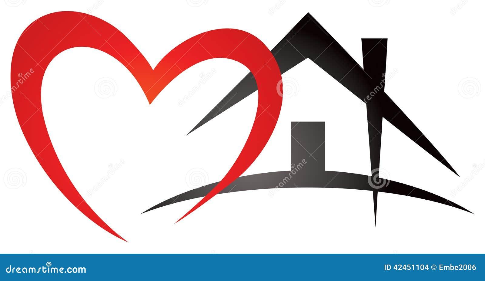 Logotipo de la casa del corazón