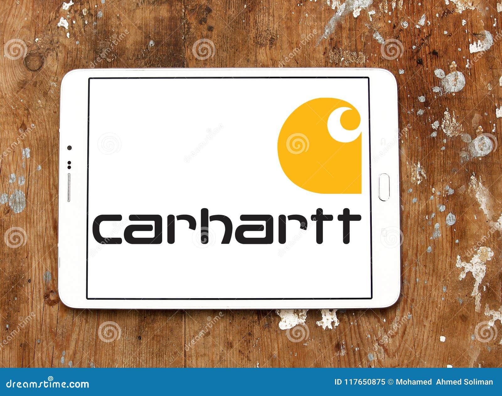 Logotipo de la compañía de la ropa de Carhartt
