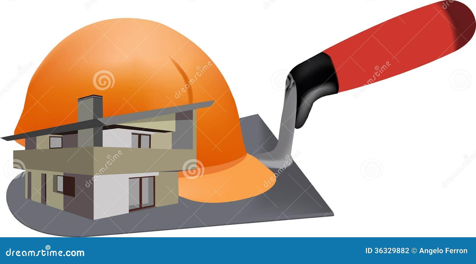 Logotipo de la construcci n for Construccion empresa